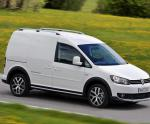 Volkswagen Caddy Kasten lease 2011