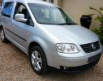 Volkswagen Caddy Kombi tuning hatchback