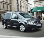 Caddy Kombi Volkswagen approved hatchback