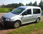 Volkswagen Caddy Kombi reviews suv