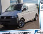 Volkswagen Transporter Kasten Specification 2013