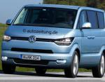 Multivan Volkswagen how mach 2015