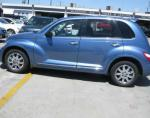 PT Cruiser Chrysler configuration hatchback