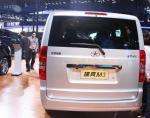 JAC M3 Specifications 2014