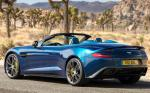 Vanquish Volante Aston Martin Specifications 2009