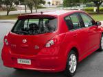 Nissan Tiida Hatchback new sedan
