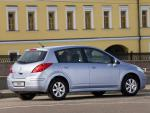 Tiida Hatchback Nissan sale hatchback