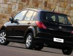 Tiida Hatchback Nissan approved 2007