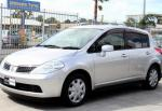 Tiida Hatchback Nissan used hatchback