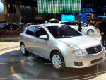 Nissan Sentra Specifications 2004