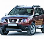 Nissan Terrano review 2008