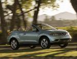 Murano CrossCabriolet Nissan reviews 2008