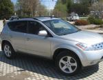Nissan Murano Specifications 2013