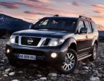 Nissan Pathfinder model 2011