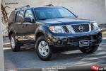Nissan Pathfinder Specifications minivan