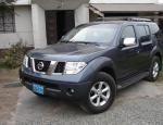 Pathfinder Nissan review 2013