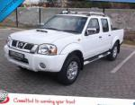Nissan NP300 Double Cab approved suv