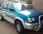 Nissan NP300 Double Cab cost hatchback