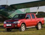 Nissan NP300 Double Cab new 2010