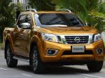 Nissan NP300 Navara Double Cab model 2010