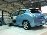 Nissan Leaf how mach suv