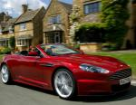 Aston Martin DBS Volante model 2008