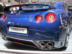 GT-R Nissan auto 2015