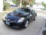 Nissan Altima Coupe tuning 2009