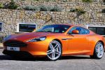 Aston Martin Virage model hatchback
