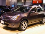 Nissan Rogue Specifications pickup