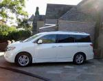 Nissan Quest tuning sedan