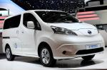 e-NV200 Nissan usa 2011