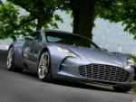 One-77 Aston Martin for sale 2012