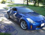 Nissan 350Z Specification 2008