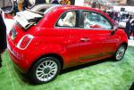 Fiat 500C tuning coupe