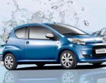 C1 5 doors Citroen spec 2013