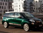 500L Living Fiat approved minivan