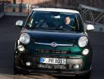 Fiat 500L Living configuration hatchback