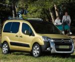 Berlingo Multispace Citroen configuration 2009