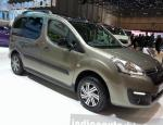 Berlingo Citroen cost 2012