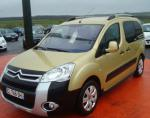 Citroen Berlingo VP Specification 2012