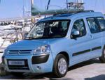 Berlingo First VP Citroen spec 2012