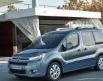 Berlingo First VU Citroen usa 2015