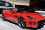 Jaguar F-Type model sedan