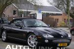 Jaguar XKR Cabrio approved suv