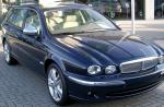 Jaguar X-TYPE Estate how mach 2008