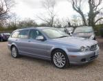 Jaguar X-TYPE Estate review 2010