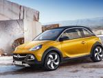 Opel ADAM Rocks tuning suv