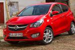 Opel KARL prices 2015