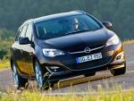 Opel Astra J Sports Tourer spec 2012